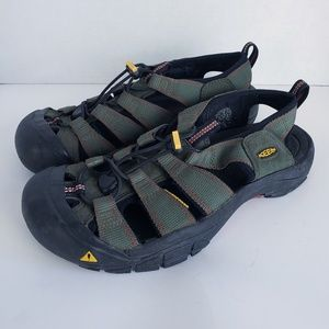 Keen Men's H2 Sport Sandals Size 9